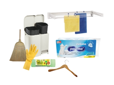Čiščenje, shranjevanje in sortiranje
