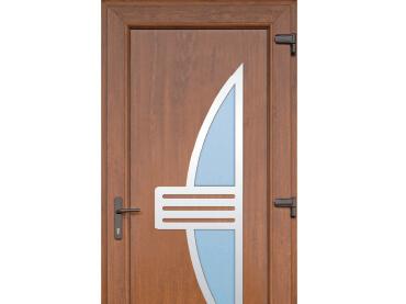 PVC vhodna vrata