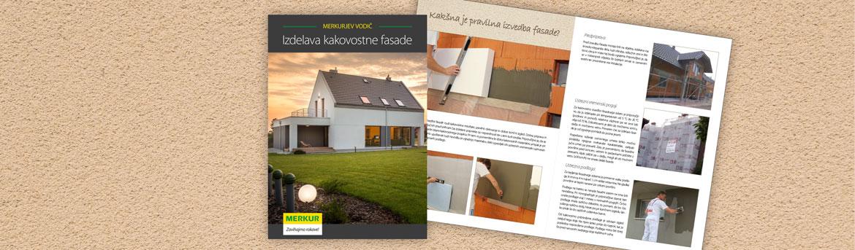 Preberite vodič za izdelavo kakovostne fasade
