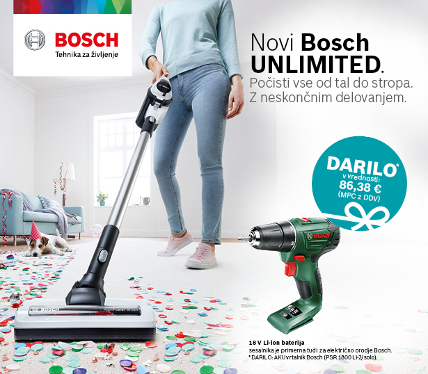 Spider - Bosch unlimited