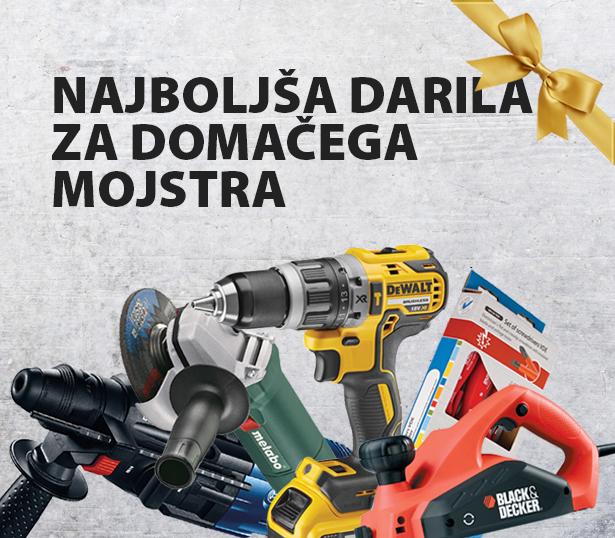 Izbor 25 orodij po odličnih cenah