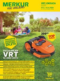 Specializirani katalog VRT & OKOLICA