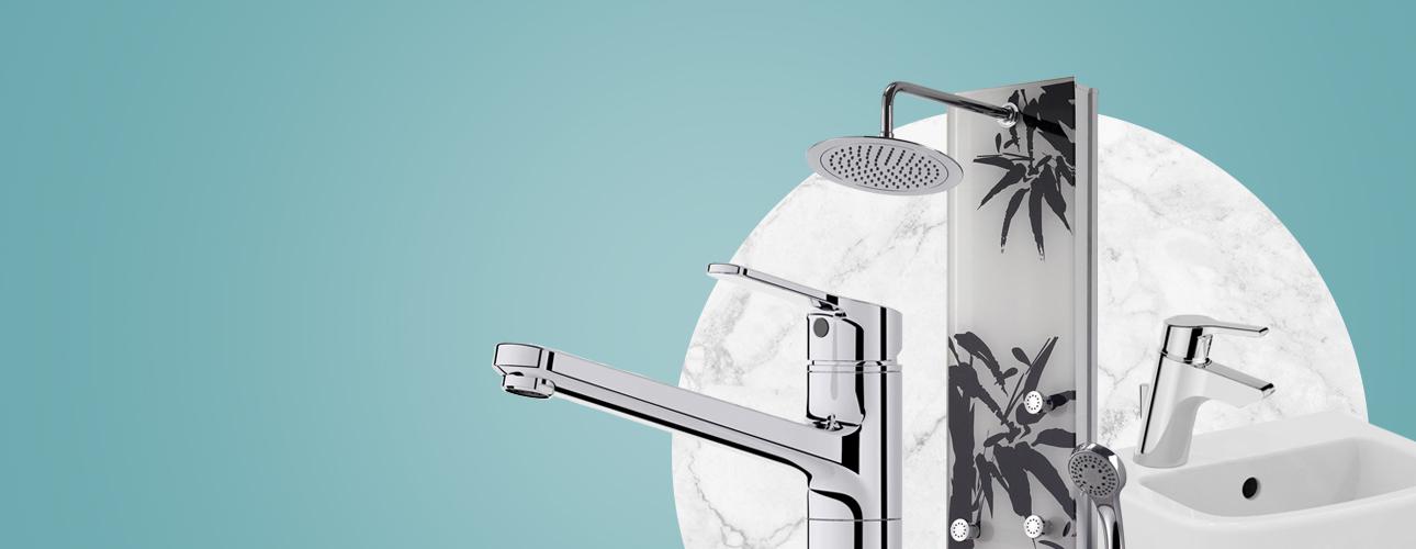 Vroča ponudba kopalniških izdelkov