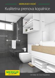Kvalitetna prenova kopalnice