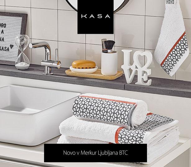 Spider KASA - tekstil - brisače