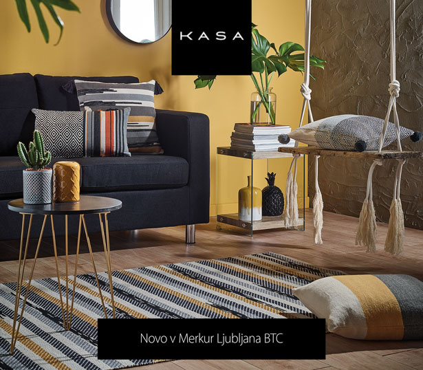 Spider KASA - dekorativni program
