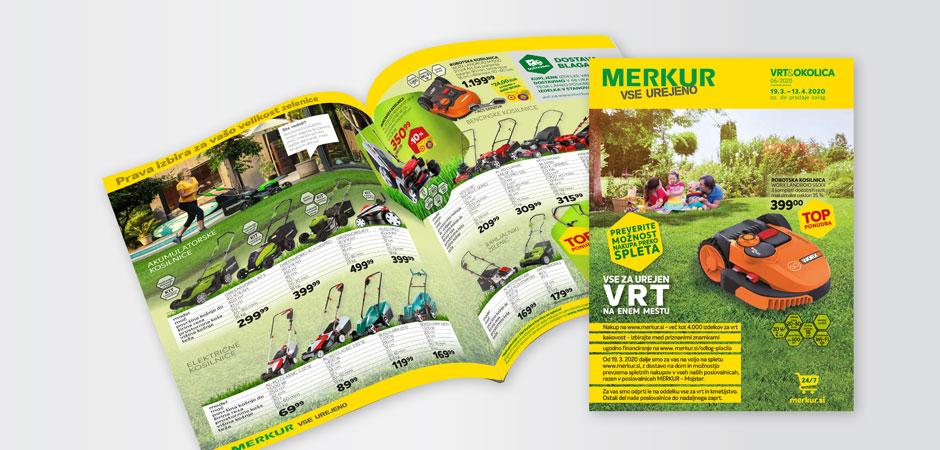 Specializirani katalog - VRT & OKOLICA