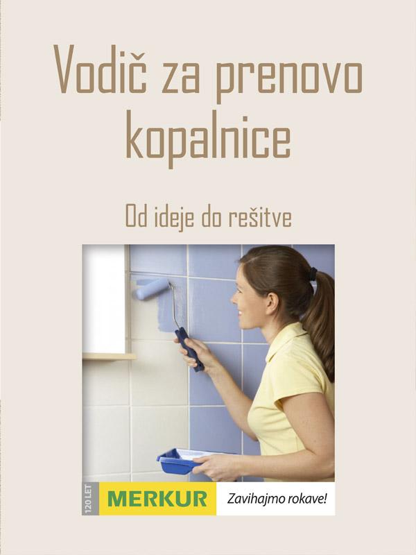Vodič za prenovo kopalnice