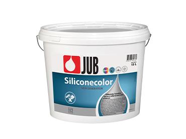Silikonske fasadne barve