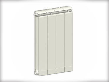 Aluminijasti radiatorji