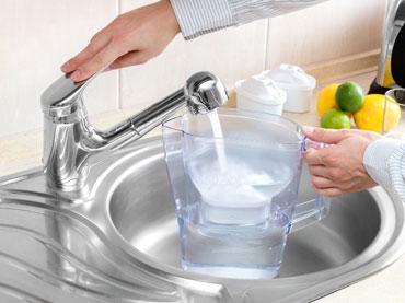 Pripomočki za filtriranje vode