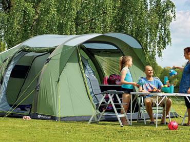 Bivalni šotori
