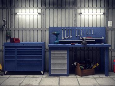 Delavniško pohištvo