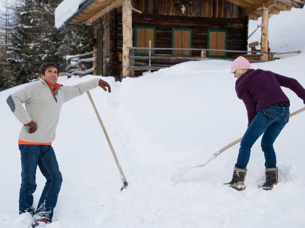 Lopate za sneg