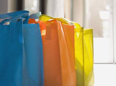 Nakupovalne torbe in vozički