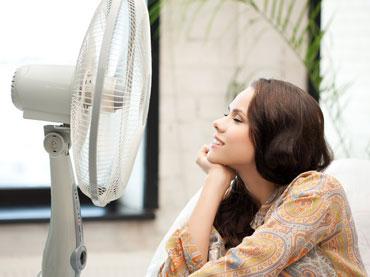 Namizni in stoječi ventilatorji