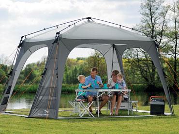Posebni šotori in paviljoni