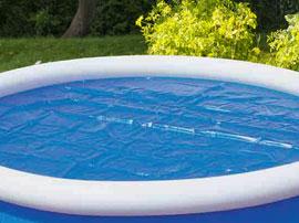 Solarna pokrivala za bazen