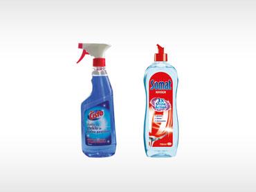 Čistila in detergenti