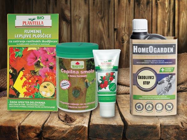 Zaščita za rastline