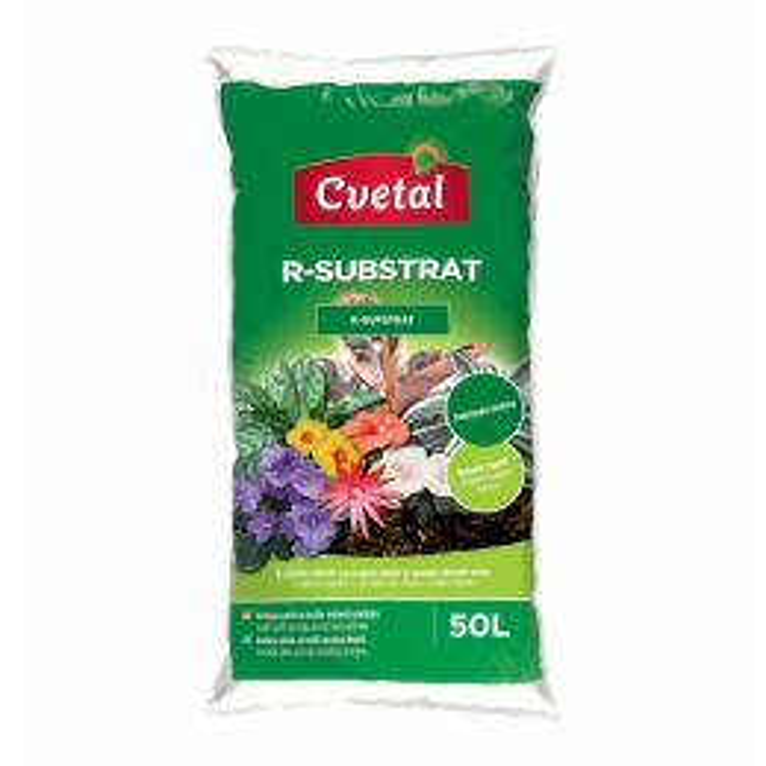 SUBSTRAT CVETAL ZEMLJA R-SUBSTRAT 50 L