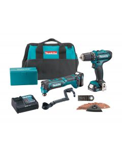 AKUMULATORSKI SET MAKITA CLX206SX4