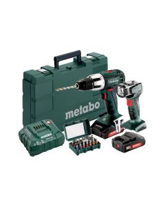AKUMULATORSKI SET METABO SB 18 LT SET
