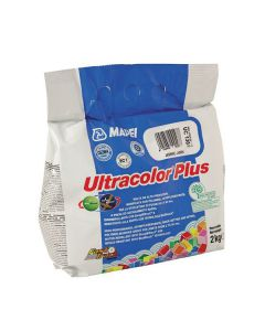 FUGIRNA MASA MAPEI ULTRACOLOR PLUS 120 2 KG ČRNA