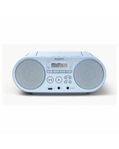 PRENOSNI RADIO SONY MP3/CD Z USB VHODOM V BEL I BARVI