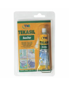 SANITARNI SILIKON TEKASIL TRANSPARENT ACETAT 60 ML