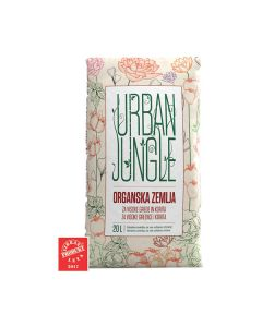 SUBSTRAT URBAN JUNGLE ORGANSKA ZEMLJA ZA VISOKE GREDE IN KORITA 20L