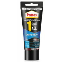 MONTAŽNO LEPILO HENKEL PATTEX ONE FOR ALL UNIVERSAL 142 G