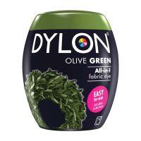 BARVA ZA TEKSTIL DYLON ZELENA 34 350 G OLIVE GREEN