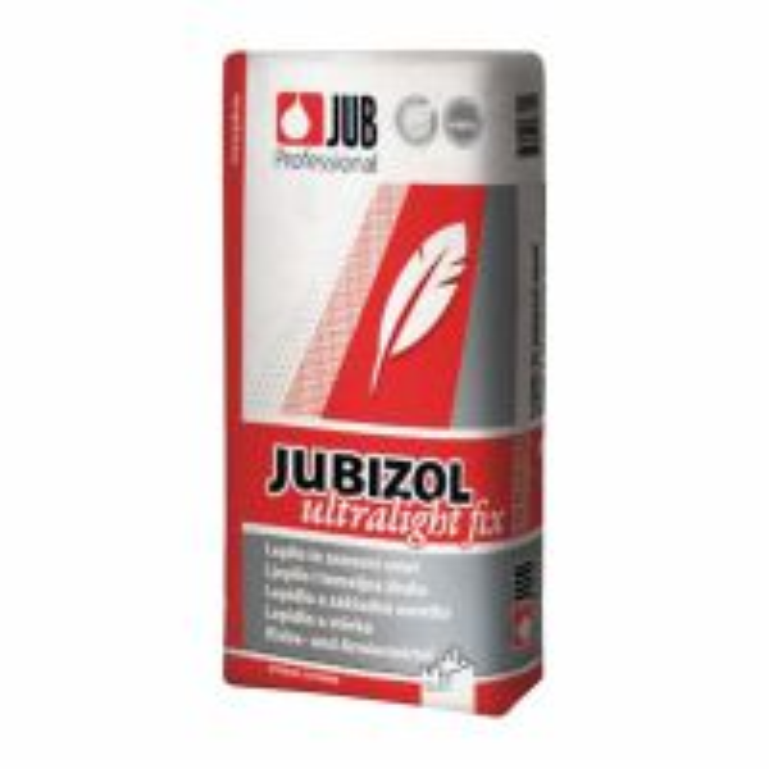 FASADNO LEPILO JUB JUBIZOL ULTRALIGHT FIX VRE=20 KG PAL= 48 KOS