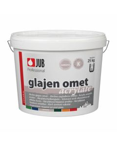 AKRILNI FASADNI OMET JUB JUBIZOL ACRYL FINISH S MEDIUM 1.5 MM KOS=25KG
