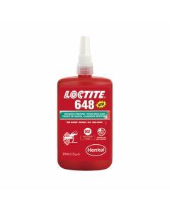 CILINDRIČNO LEPLJENJE LOCTITE 648 BO250MLSK/RO/SI/HR 250 ML