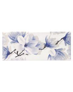 DEKOR ZA KERAM.PLOŠČICE GORENJE KERAMIKA BLOSSOM WHITE DC FLOWER 25X60