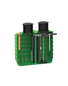 ECOBOX - 6000 L 6-9 PE