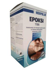 EPOKSI SMOLA AMAL HERPELIN 1186 4KG - ZA DEBELINO 0.5-5CM