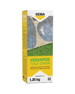 EPOKSI SMOLA KEMA KEMAPOX FUGA / DRAIN 2K 1.25KG EPOKSIDNA SMOLA