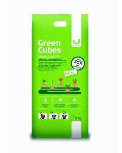 GREEN CUBES 2 KG VREČA