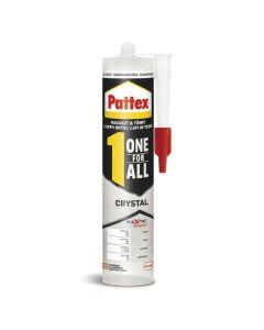 HIBRIDNI POLIMER HENKEL PATTEX ONE FOR ALL 290G CRYSTAL MS