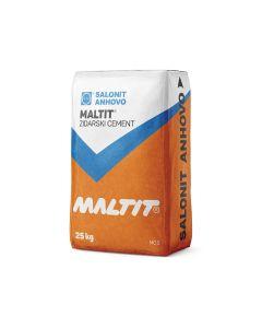 HIDRAVLIČNO VEZIVO SALONIT MALTIT 25 KG 56 VREČ/PALETA
