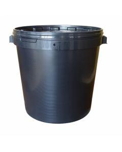 INDUSTRIJSKA EMBALAŽA PLASTIK VEDRO S POKROVOM 30L