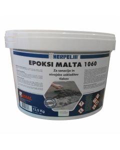 INDUSTRIJSKI TLAK AMAL HERPELIN 1060 13.5KG 3K EPOKSI MALTA