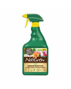 INSEKTICID NATUREN NATUREN ZA OKRASTNE RASTLINE 750 ML