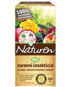 INSEKTICID NATUREN ZA OKRASNE RASTLINE KONCENTRAT 250ML