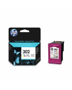 KARTUŠA/TONER HP HP 302 TRI COLOR INK CART HP
