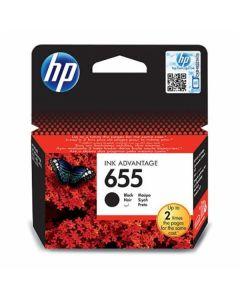 KARTUŠA/TONER HP HP 655 BLACK INK CARTRIDG