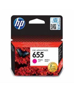 KARTUŠA/TONER HP HP 655 MAGENTA INK CARTRI